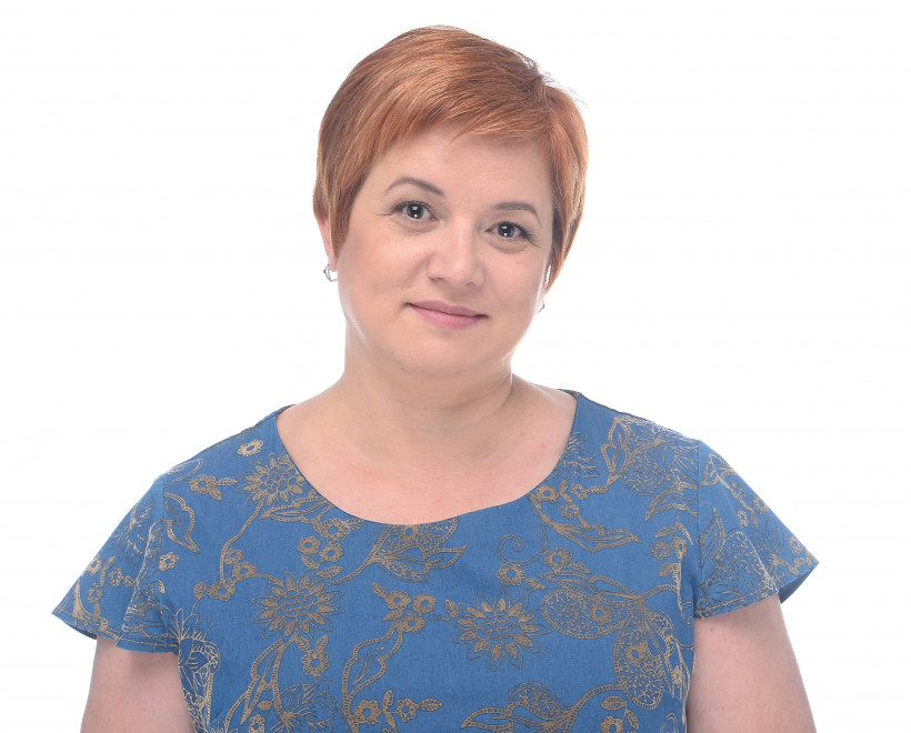 Психолог Ольга Школенко