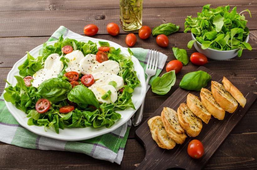 зеленвц салат