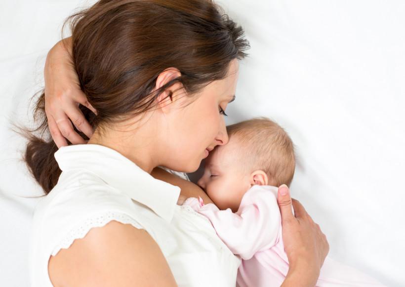 мама і малюк