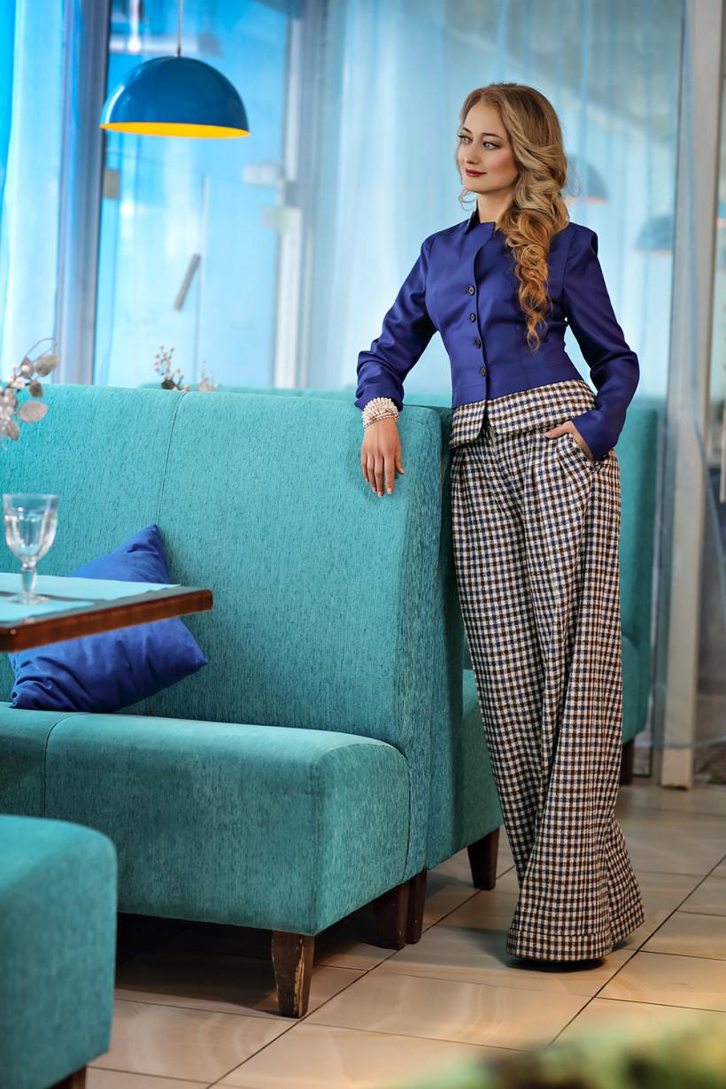 Лилия Олейник – бизнес-вумен, основатель лаунж-кафе ILive, Центра развития и досуга ILive Centre