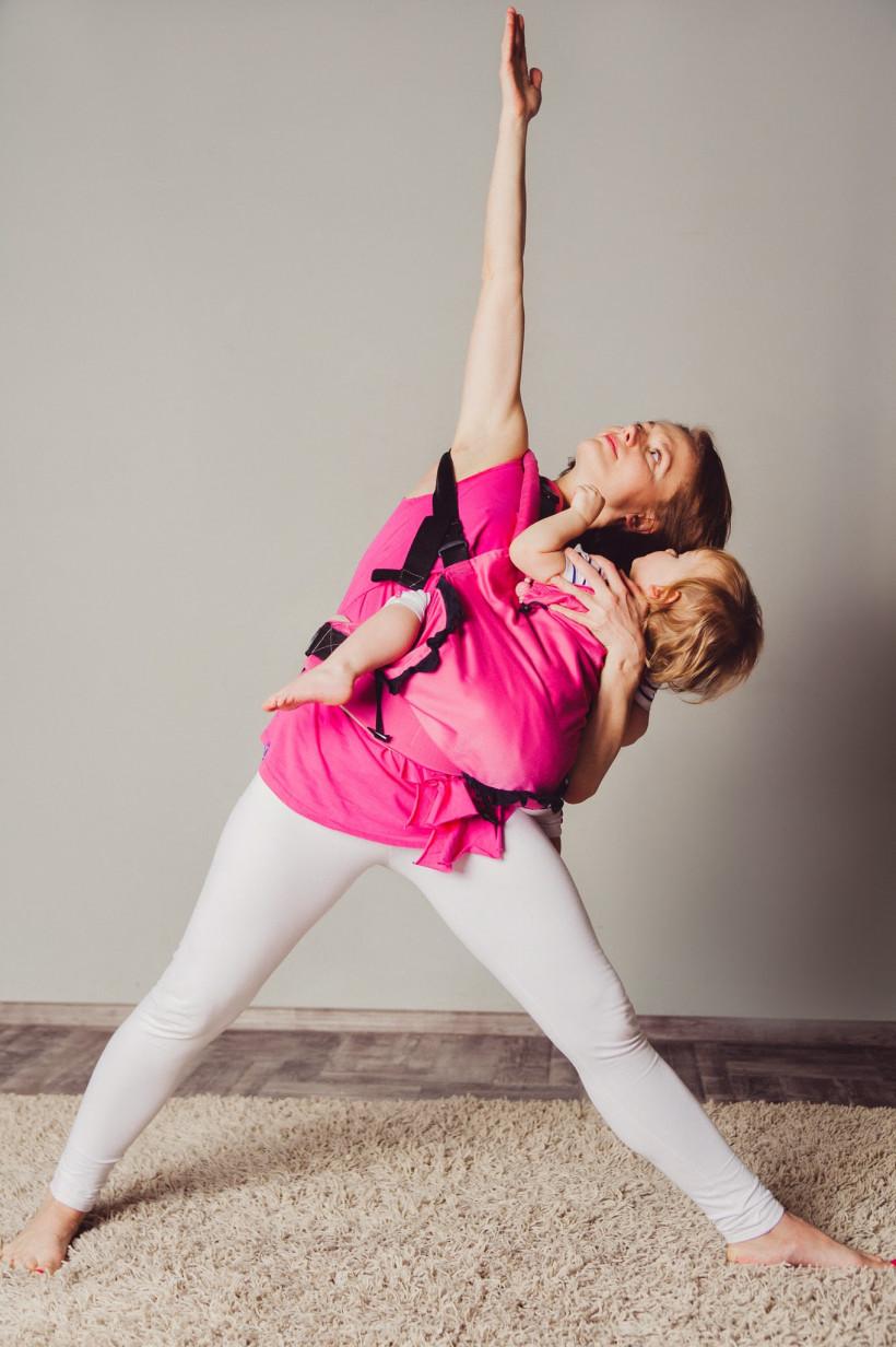 Йога для мамы3