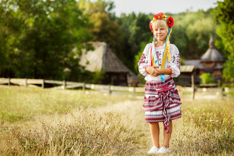 vмаленькая украиночка