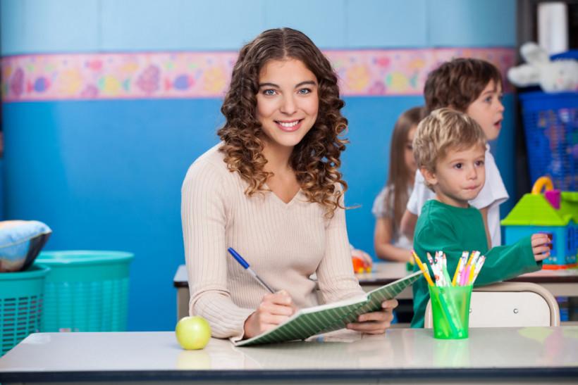 Адаптация к детскому саду - общение с воспитателем