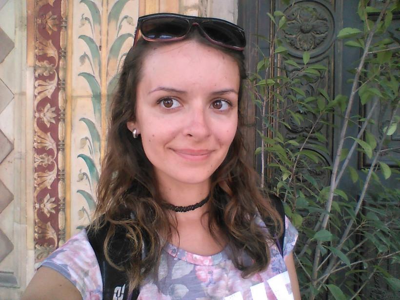 Марина Довбыш - активная мама двоих детей, автор статей  и блогер