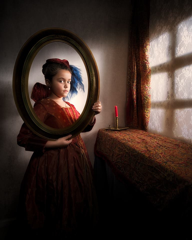 портрет девочки5