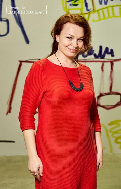 Таня Стус - детская писательница