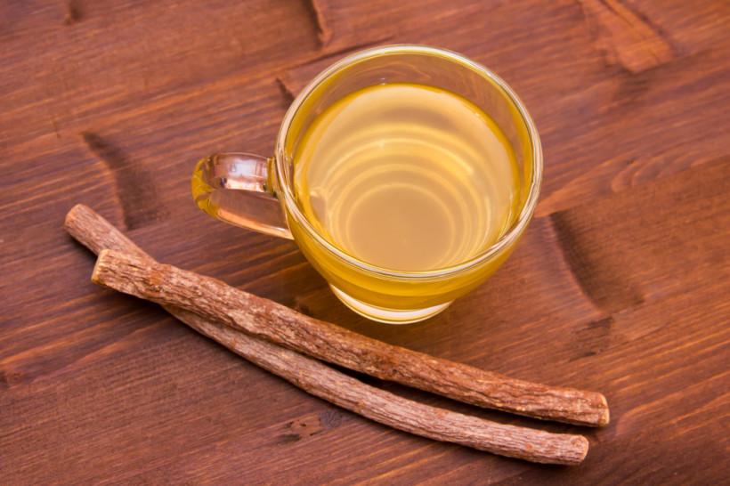 солодковый чай
