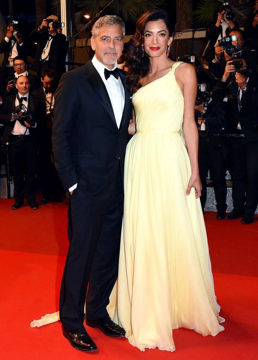 Амаль и Джорджу Клуни
