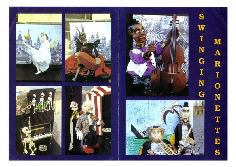 Вангели - пражский театр кукол