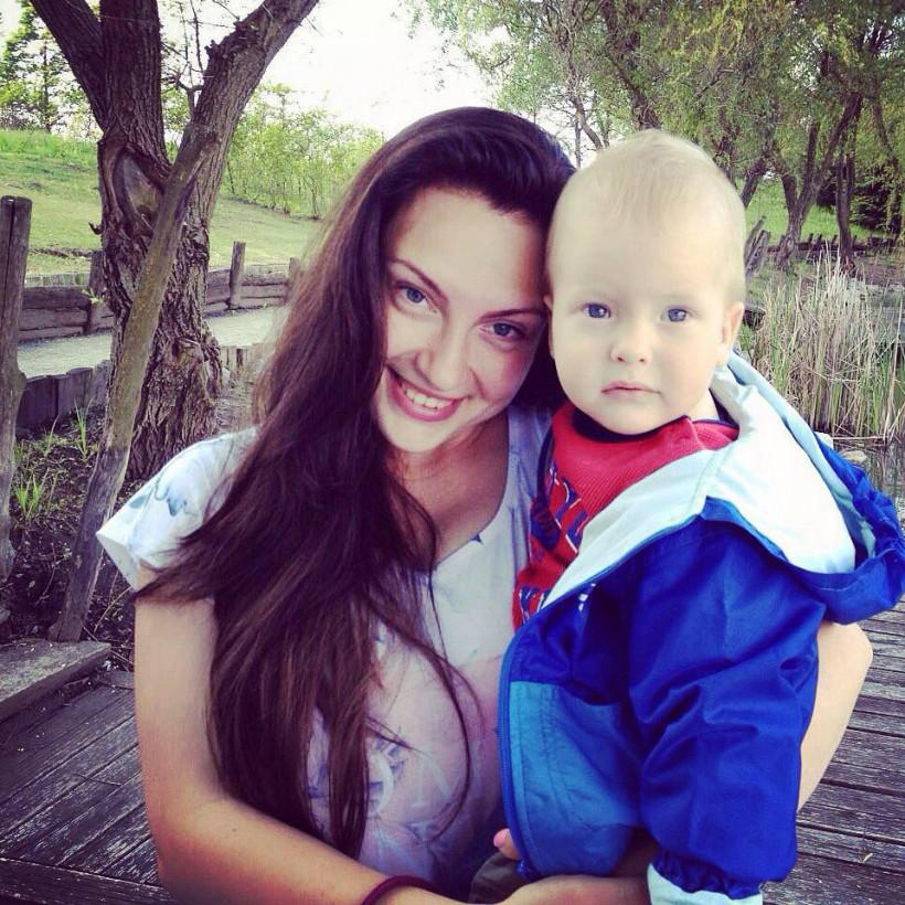Марина Сикорская - мама двоих детей, врач, автор статей.