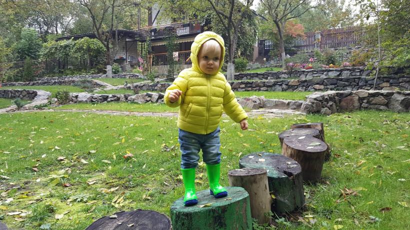Дочь Елены Лобовой