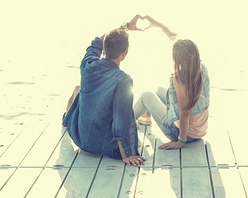 пара любовь