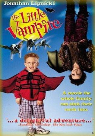 Вампиреныш постер