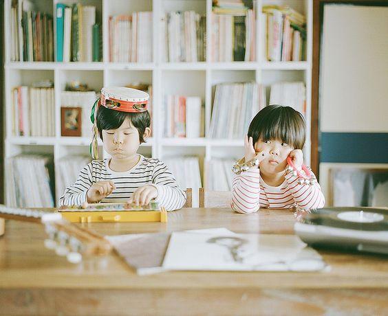 японские дети3