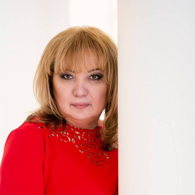 Ольга Чуприна - директор школи 246