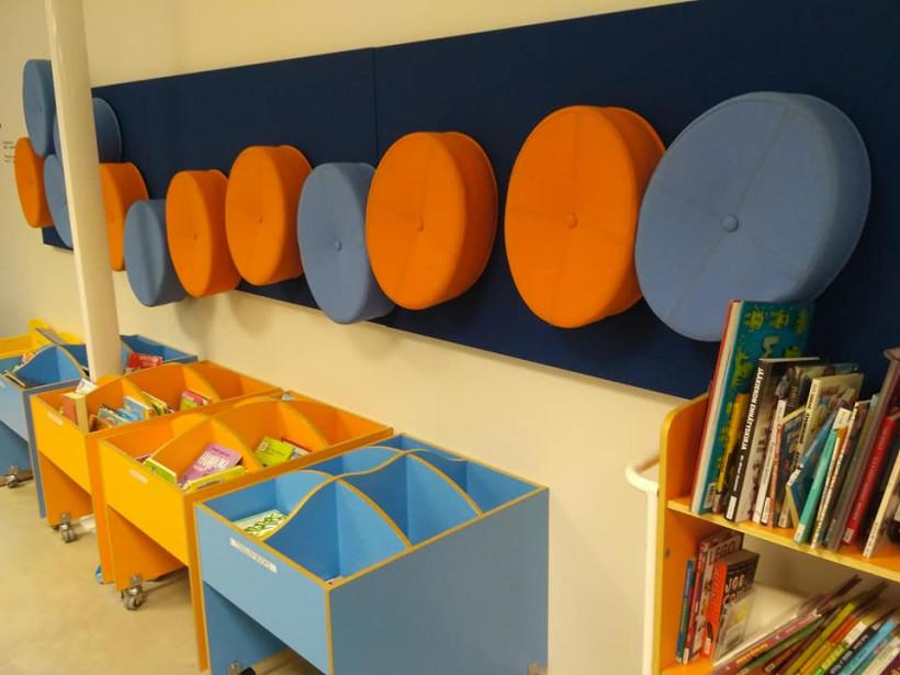 Финская школа - организация пространства