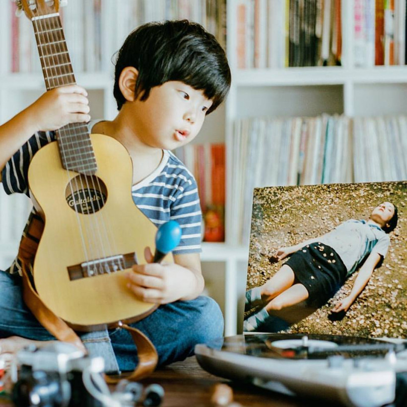 японские дети10