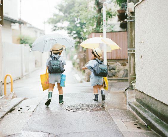 японские дети12