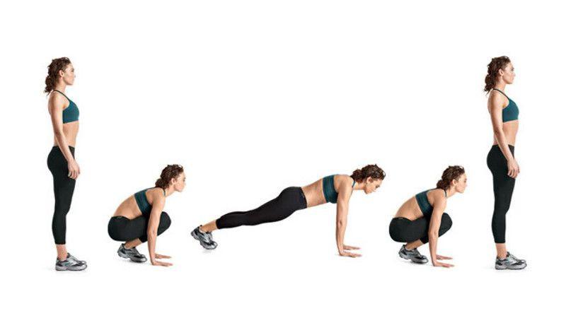 Упражнения от Юлии Черницкой