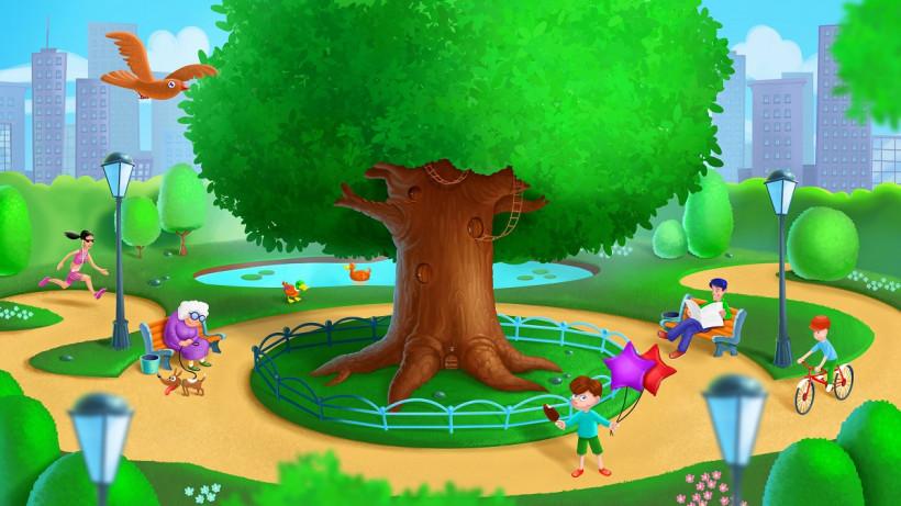 дерево хопсов