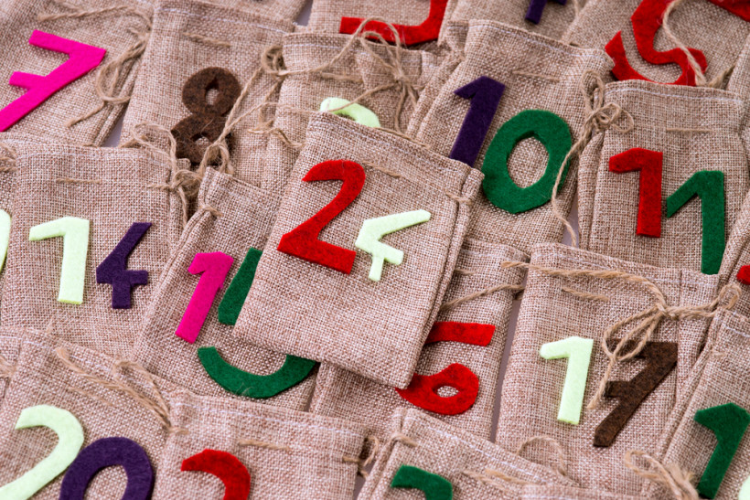 адвент-календарь: