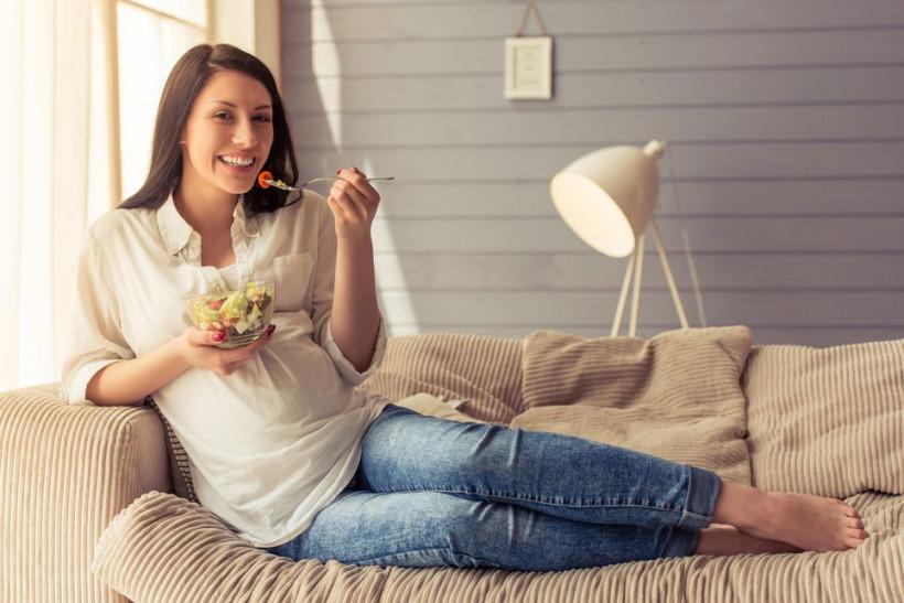 Питание беременной - как не поправиться