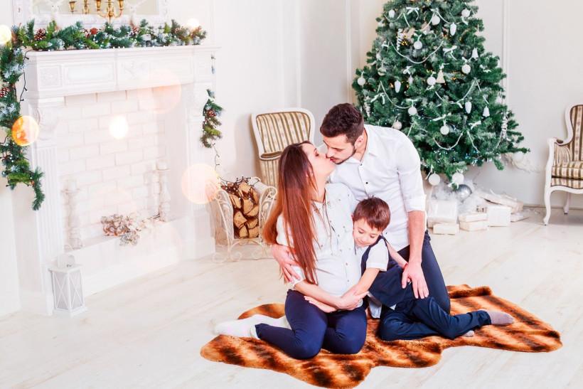 беременная фотосессия с ребенком