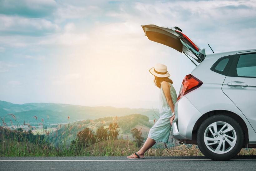 Путешествие безвиз на машине