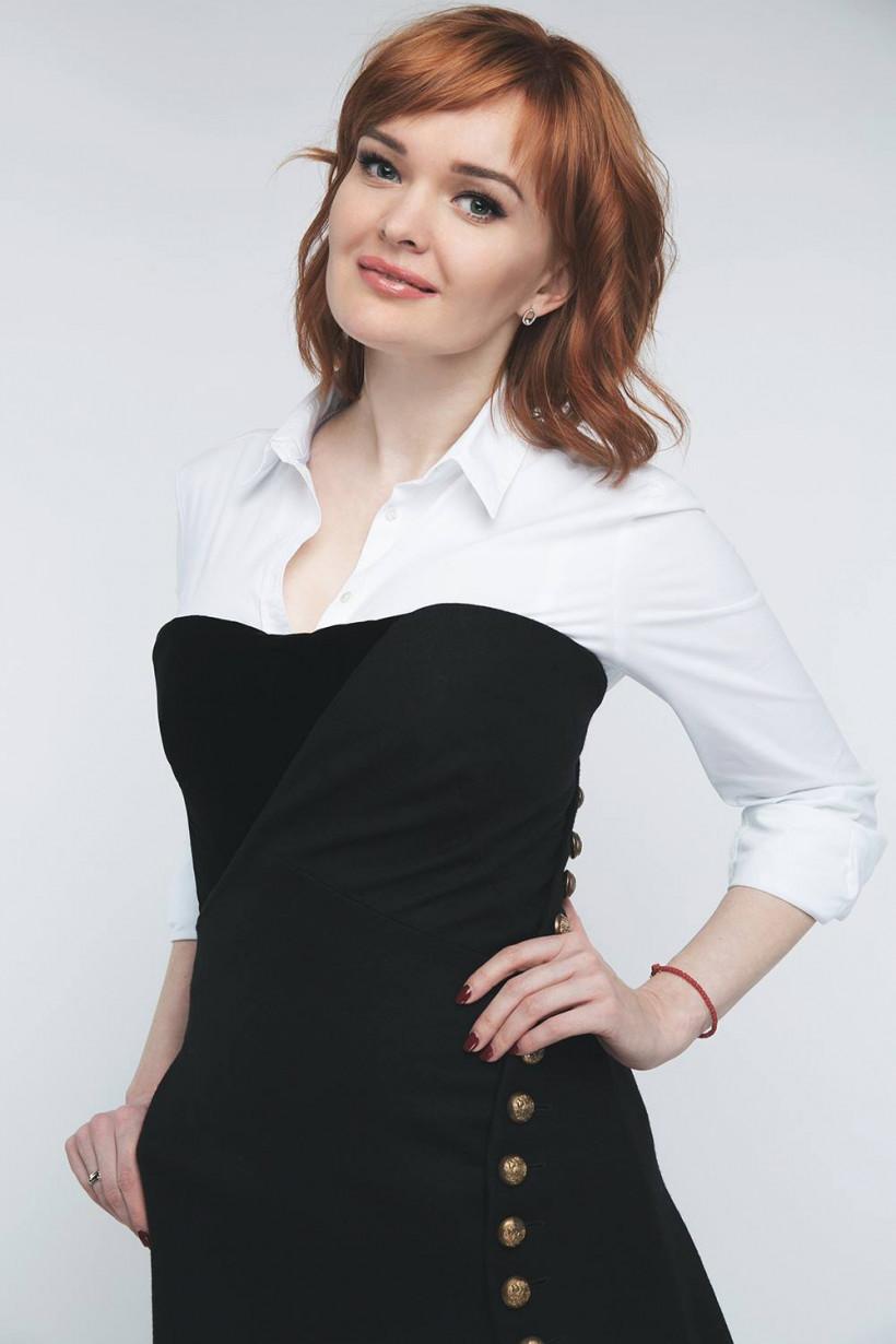 Ирина Хомякова - визажист