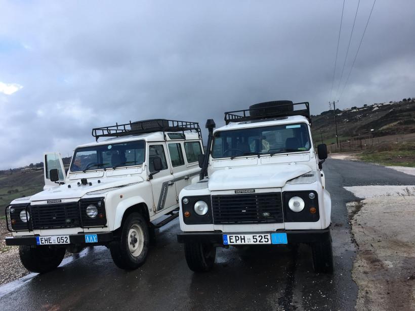 Джип-сафари Кипр