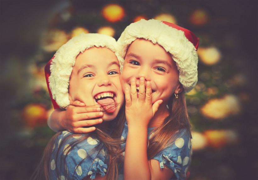 новый год 2018 дети