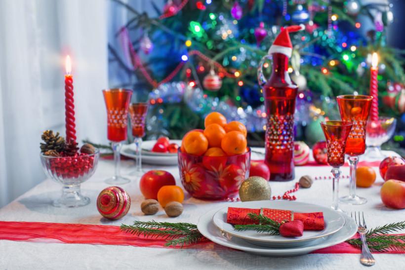 стіл свято