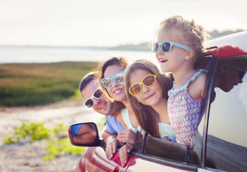 семья отпуск