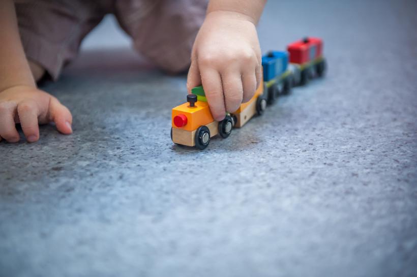 игрушка поезд