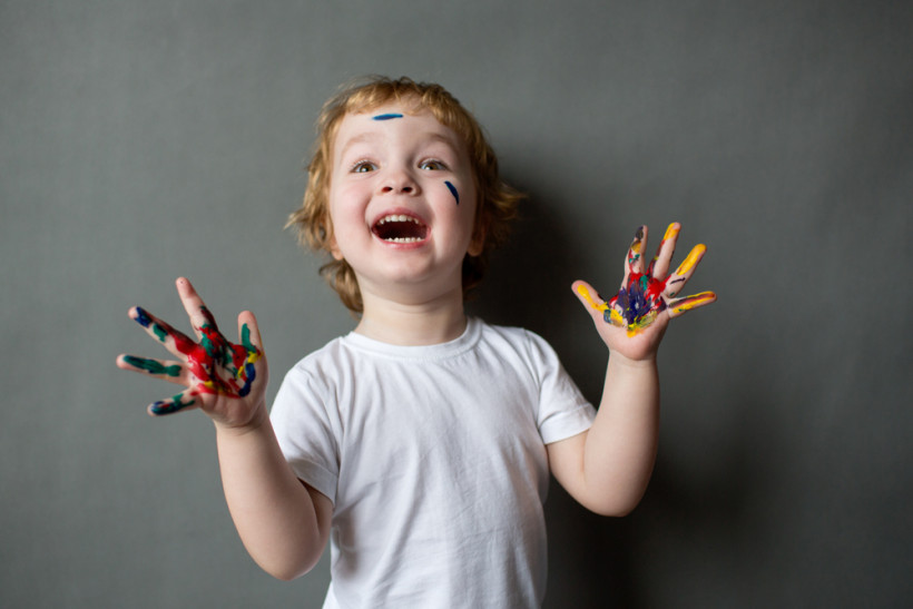 Ребенок в творческом процессе