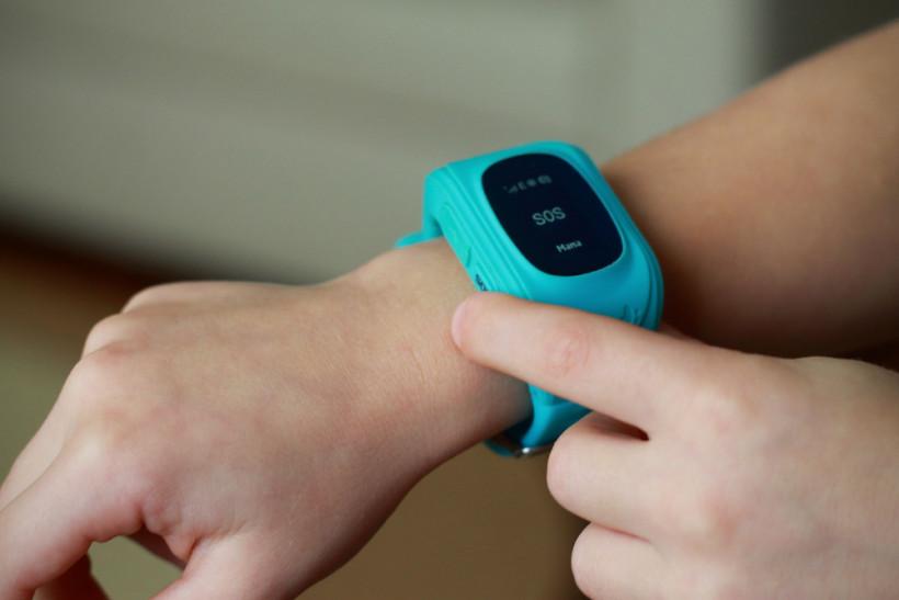 GPS-браслет для ребенка