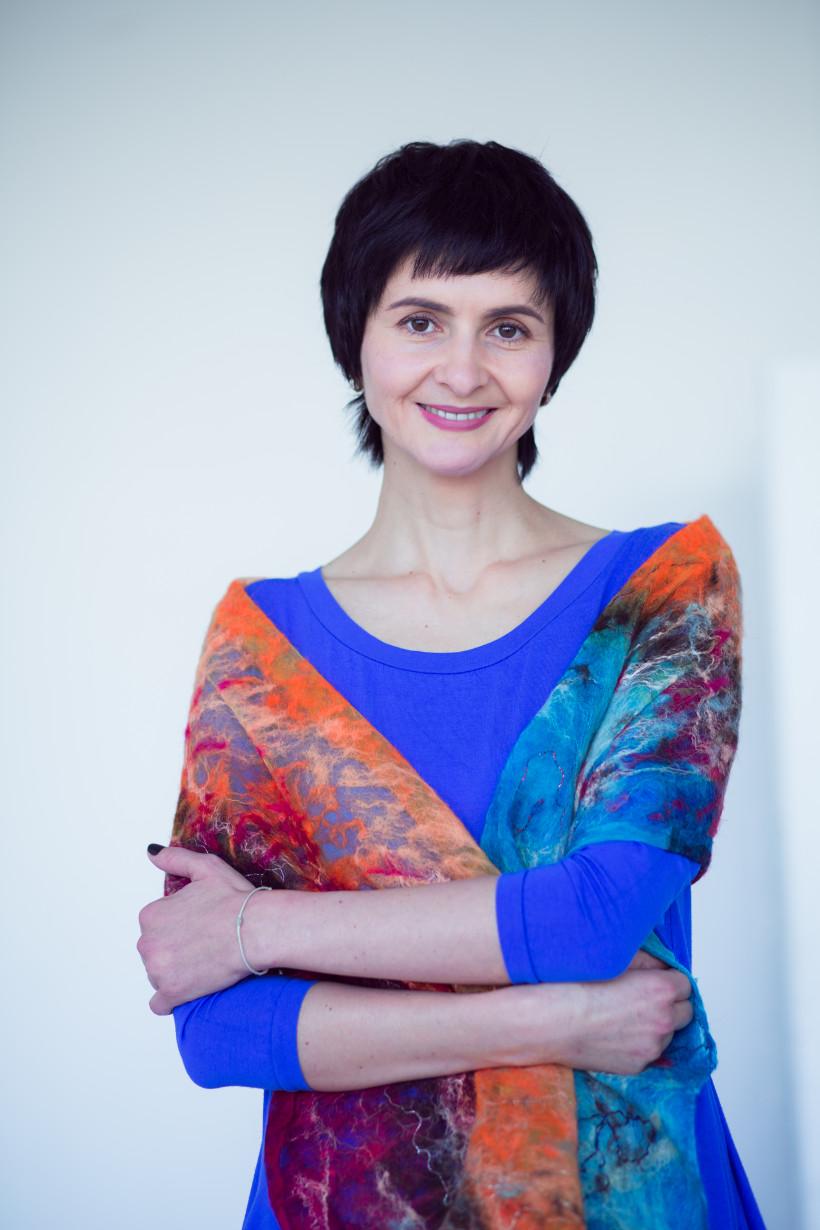 Татьяна Рибер - психолог