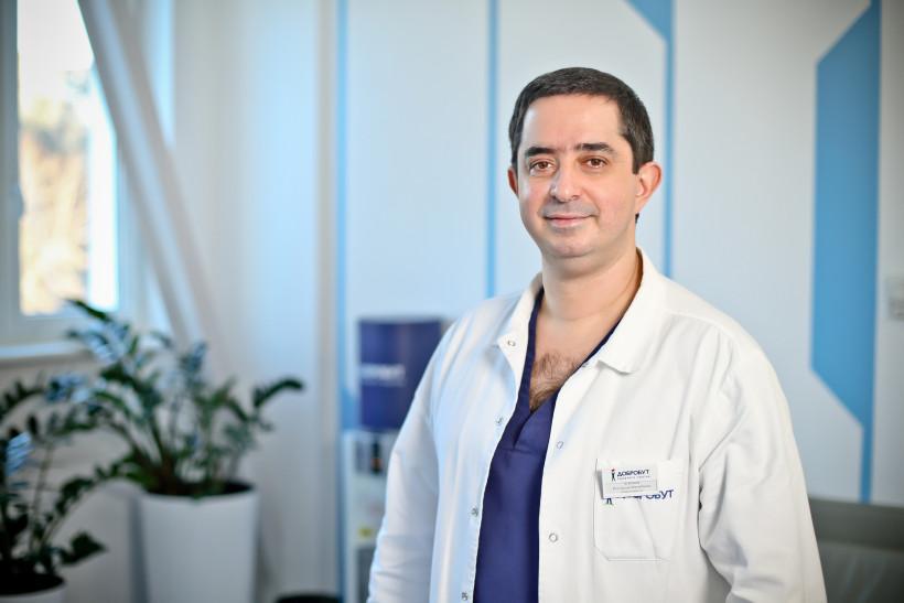 Ростислав Агабабов, руководитель направления оперативной гинекологии МС
