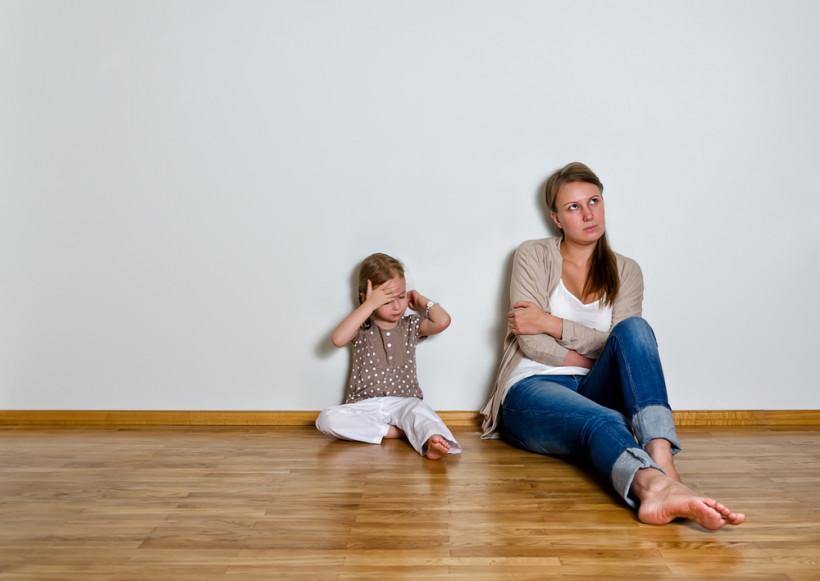 Мама и дочь - токсичные отношения с детства