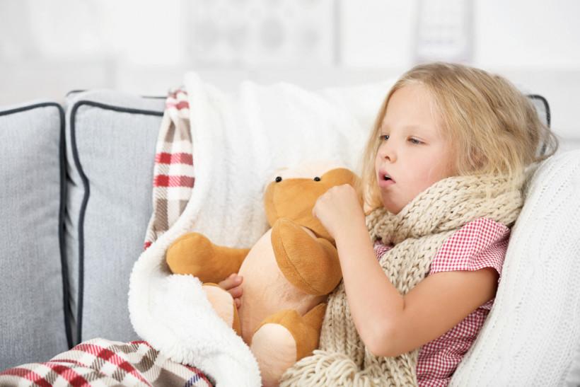 Ларингит у ребенка - кашель и ложный круп