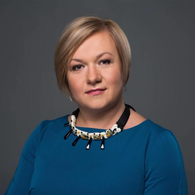 Оксана Макаренко - советница министра МОН