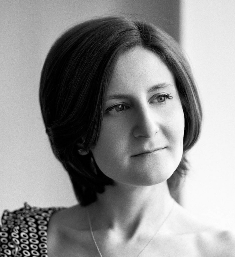 Антонина Оксанич - психолог, автор 4mama.ua