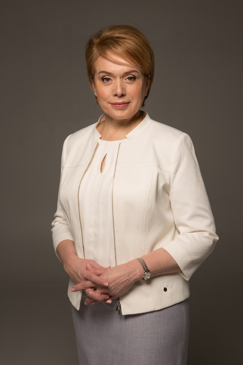 Лилия Гриневич - министр образования
