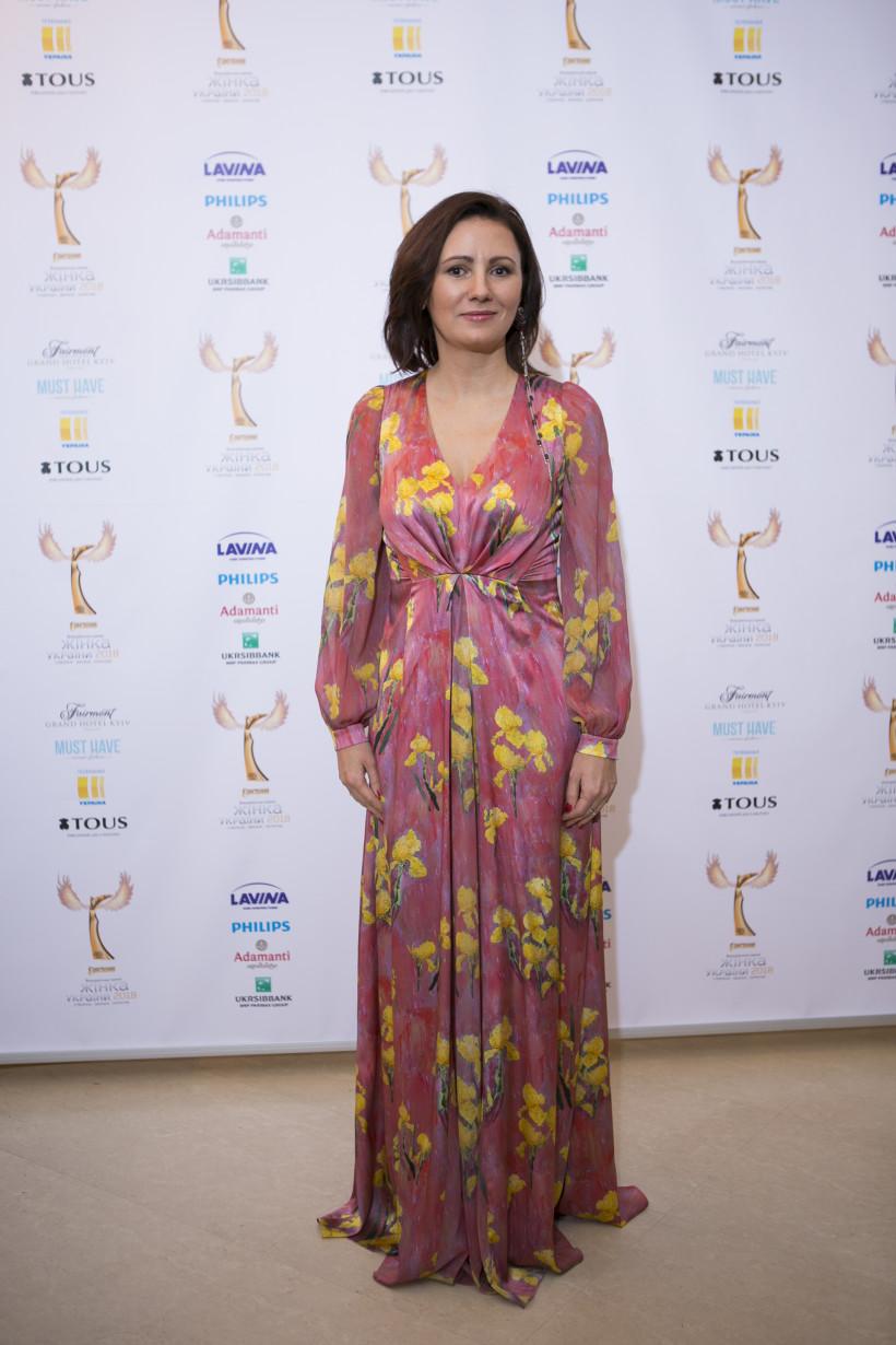 Президент Edipresse Media Ukraine Инна Катющенко
