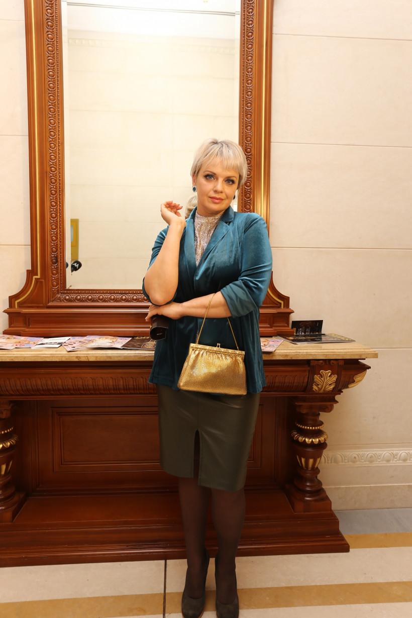 Ирма Витовская - победительница в категории Культура