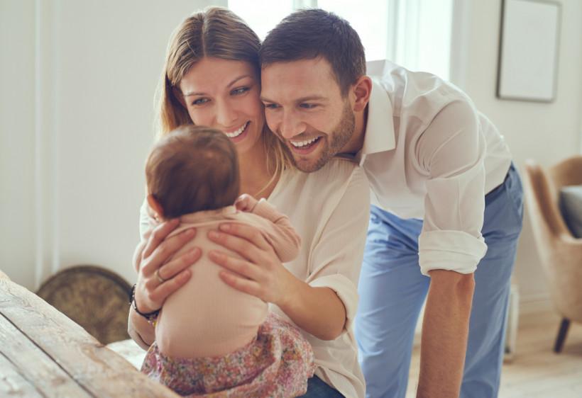 батьки  малюк