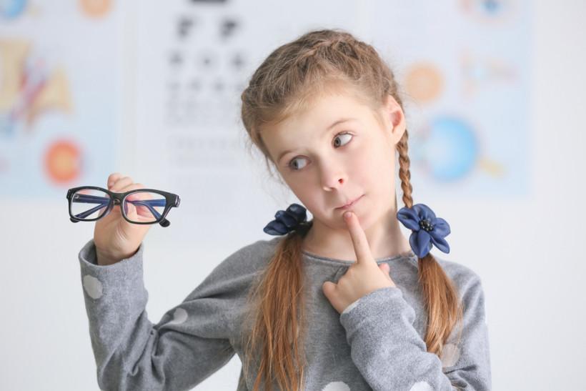 ребенок зрение