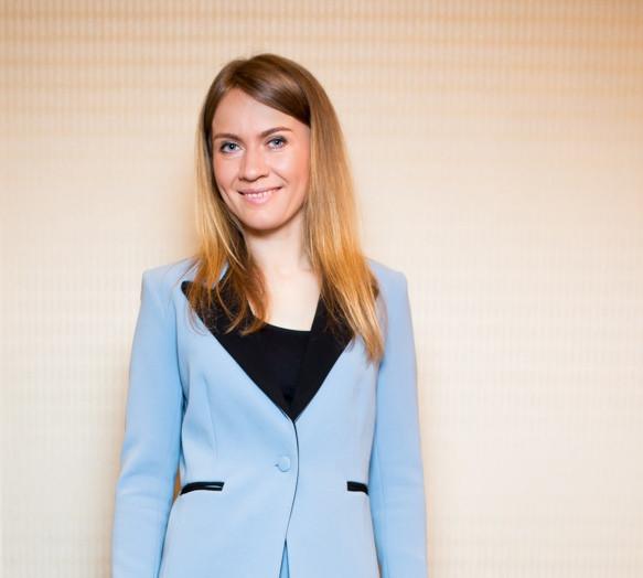 Алена Бондаренко - организатор мамасаммит