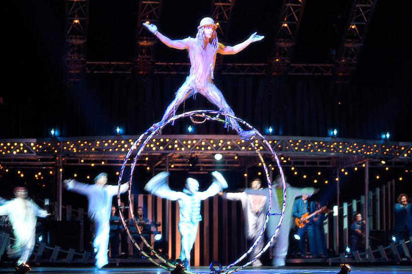 Circus du Soleil, Канада