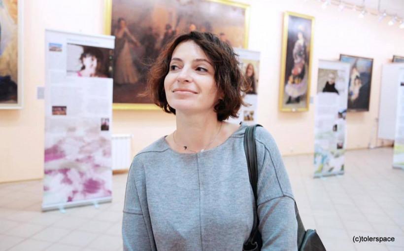Александра Чиркова - психолог, автор 4mama.ua